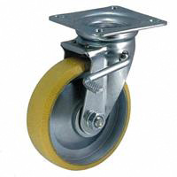 Anti-Static Caster STM Series with Swivel Stopper (OCTRON Urethane Wheel)
