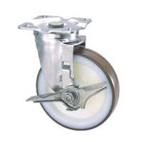 Stainless Steel Caster SU-STC Series, Swivel with Stopper