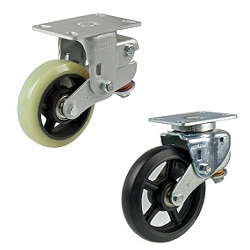 Towing Caster 80 Series Rigid