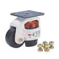 Foot Master Adjustable Caster, Swivel