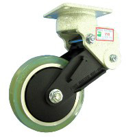 Foot Master Shock Absorbing Caster, Fixed