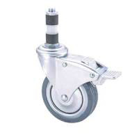 General Caster, GMO Series with Swivel Stopper