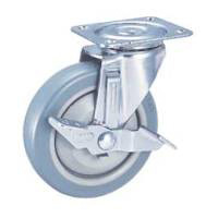 General Caster, TM Series with Swivel Stopper