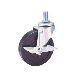 General Caster, SEL Series with Swivel Stopper