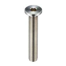 Ultra-Low Head Hex Socket Head Cap Screw (Fully Threaded) - SSHS-FT