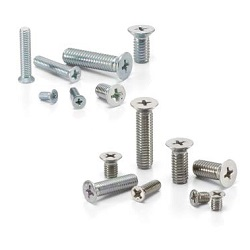 Flat Head Machine Screws With Small Head SNF-SD/SNFS-SD