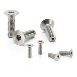 Hex Socket Countersunk Head Screws SVFCS