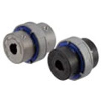 LS/LSS Flexible Coupling - Slit Type - JawMax® in Series Type
