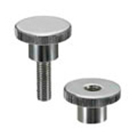 Knurled Knob (Antibacterial Treatment)_KNMS-KF / KNFS-KF