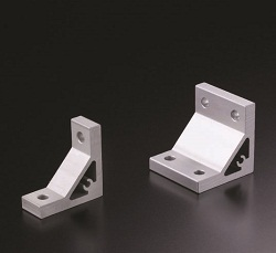 30 Square Aluminum Bracket