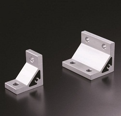 40 Square Aluminum Bracket