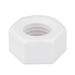 PC (Polycarbonate) / Hex Nut White Color