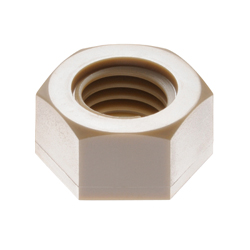 PEEK (Polyetheretherketone) / Hex Nut