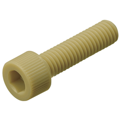 PEEK Hex Socket Head Cap Screw, Inch Size