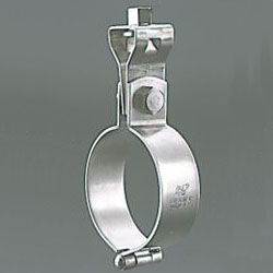 Suspended Pipe Fixture, Stainless Steel PC Suspended Band with Turn