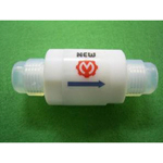 Check Valve NCV Type (Body Material: PTFE)