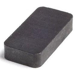 Anisotropic Ferrite Magnet Square-Shaped