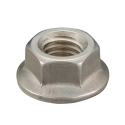 Flange Nut Not Serrated