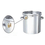 Airtight Container with Padlock [CTLK]