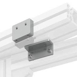 Small Non-Contact Type Door Switch Bracket Set Type J