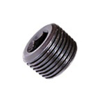 Hex Socket Head Taper Plug, Float Type, A Type