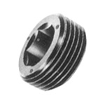 Hex Socket Head Taper Plug, Sink Type, DB Type