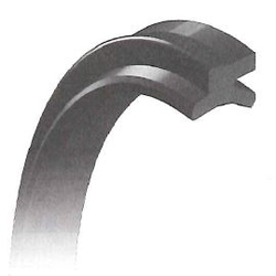 LBH, Dust Seal (Integrated Groove Mounting)