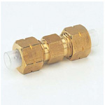 Quick Seal Series Insert Type (Brass) Union Connector (Inch Size)