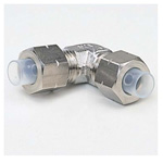 Quick Seal Series Insert Type (Stainless Steel) 90° Union Elbow (mm Size)