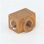 Barb Fitting Series - Barb Type - Tee Block