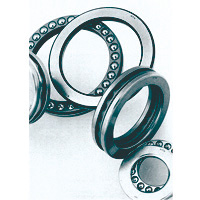 Single Thrust Ball Bearing