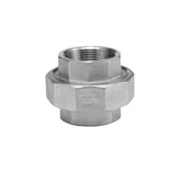 Stainless Steel Screw-In Tube Fitting Union
