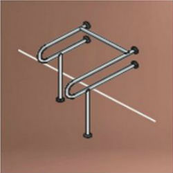 Barrier-Free Handrail (for Western-Style Toilets) SK-158S/SK-158S-RJ
