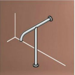 Barrier-Free Handrail (for Western-Style Toilets) SK-164S