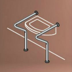 Barrier Free Handrail (for Wash Basins) SK-258S