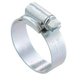 Orbit Worm Drive Hose Clip All-Steel Type