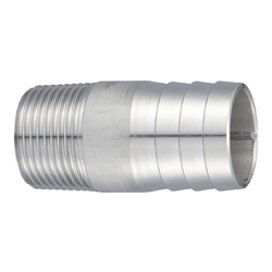 Stainless Steel Round Hose Nipple SFHN2 Type