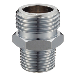 Metal Pipe Fitting, Reducing Nipple