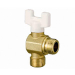 Angle Type, Ball Valve, AL1 Type, G Screw x G Screw