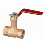 B3 Type (Bronze), Ball Valve, Lever Handle