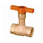 B3 Type (Bronze) Ball Valve, T Handle