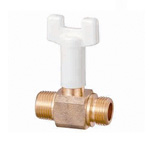 BS Type (Bronze) Ball Valve, BS1 Type, R Screw × G Screw