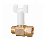 BS Type (Bronze) Ball Valve, BS2 Type, G Screw × Rc Screw