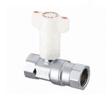 CB3 Type, Ball Valve with Check Valve, Rc Screw × Rc Screw