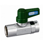RoHS Compliant Ball Valve, M1 Type Free Ball