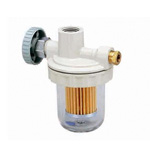 OF-100LV Type Oil Strainer Rc1/2×⌀8