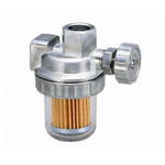 OF-75LV Type, Oil Strainer, Rc1/2×Rc1/2