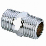 Metal Pipe Fittings, Dual Tapered Nipples