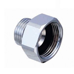 Parallel Nipple Metal Pipe Fitting, with Inside/Outside EPDM Packing