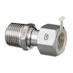 Stainless Steel Product, Adapter with Nut, SFAD Type